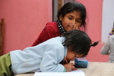Freiwilligenarbeit Peru