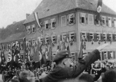 Einweihung Wilhelm-Murr-Haus