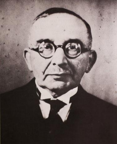 Dr. Alexander Bloch um 1940 (Foto: Stadtarchiv Balingen)