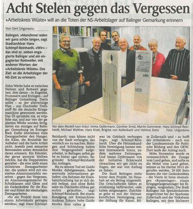 Zollernalbkurier, 27.10.2012
