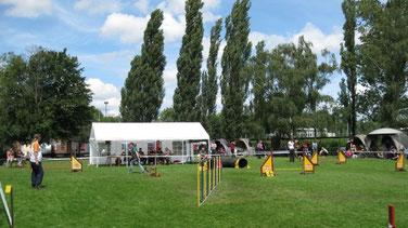 Agi-Turnier Sommer 2014