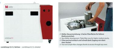 CL1E, Hochdruckeinheit, Hochdruckanlage