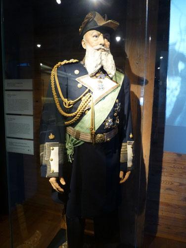 Uniform Großadmiral Tirpitz