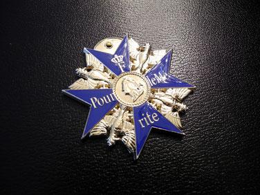 Orden Pour le Mérite, Großkreuz