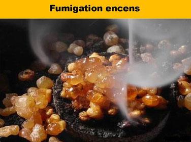 Fumigation à l'encens  - Boutique d'encens naturel - Casa bien-être.fr
