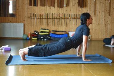 salle yoga dojo begles