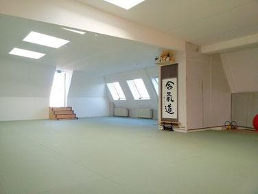 Aikidokan, ein Studio für Pushhands und Sonderkurse www.aikidokan.de