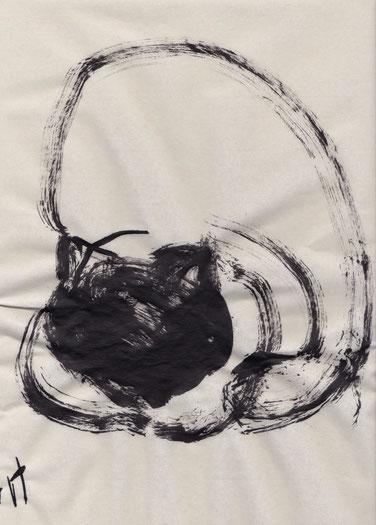 Meditation 2020 ©︎ Hanae Tanazawa