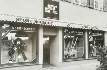 Die 80er Jahre in der Münsterstraße 19 (heute Gradmann)