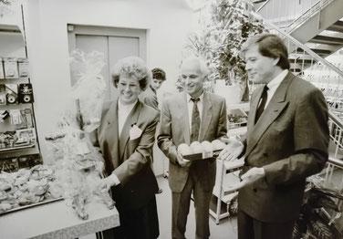 Eröffnung in Münsterstraße 34 im Jahre 1989