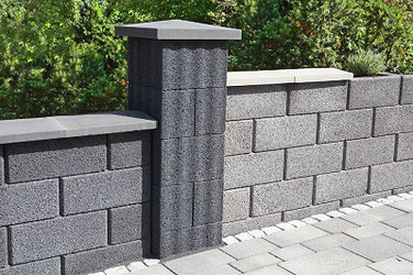 gartenmauern schalungssteine tipps gebr zieglowski. Black Bedroom Furniture Sets. Home Design Ideas