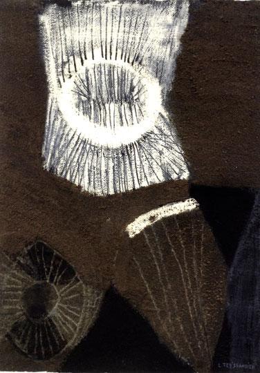 Louis Teyssandier. Abstraction. Arcachon. Cap ferret.