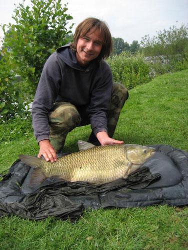 Grasfisch gefangen 2007