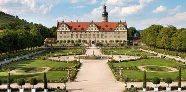 Weikersheim Schloss und Schlosspark