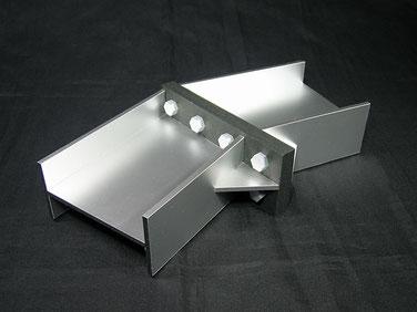 1/3 H鋼模型 棟部分