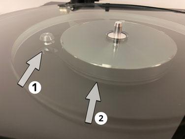 Rega Planar 6 Plattenspieler Riemenantrieb HiFi Bern Musik Anlage Stereo Vinyl