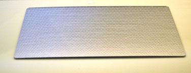 Passend zur Schale mittel oval Acrylglas-Dekospiegel 20 x 32cm