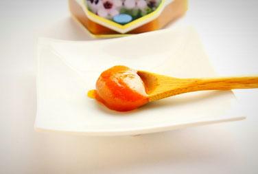 マヌカハニーの味はキャラメル風味