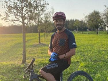 Michael Kramis, Swiss Cycling MTB Guide & Fahrtechnik Instruktor, Projektleiter Biken bei MS Sports