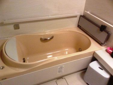 名古屋市で足を伸ばせるお風呂にリフォーム
