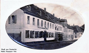 dudweiler, saarbruecken, saarland, hotel, nassauer hof, liesbet dill
