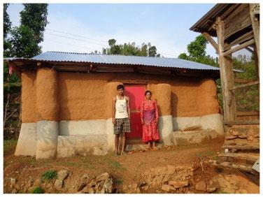 Haus von Madav Dhungana