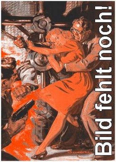 Der Globus-Kriminal-Roman Band 3