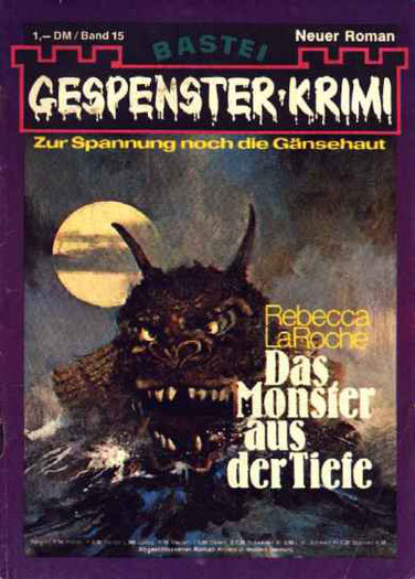 Gespenster-Krimi Band 15