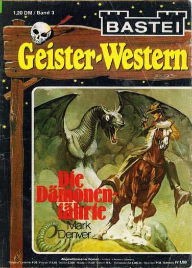 Geister-Western Band 3