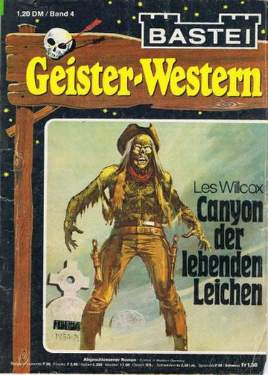 Geister-Western Band 4
