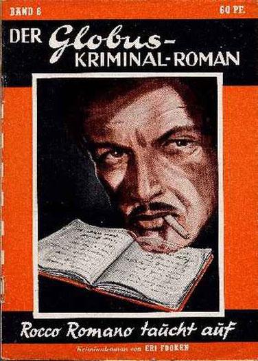 Der Globus-Kriminal-Roman Band 6