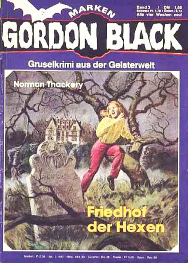 Gordon Black Band 3