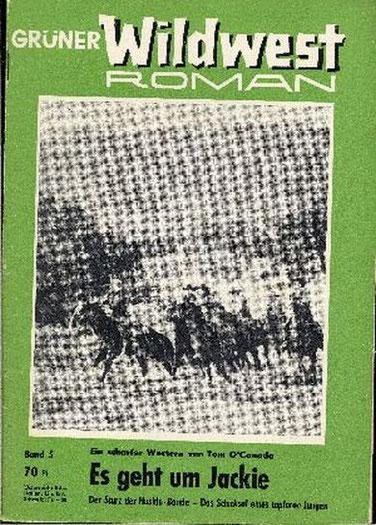 Grüner Wildwest Roman 5