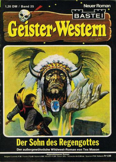 Geister-Western Band 25