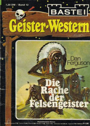 Geister-Western Band 12