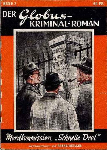 Der Globus-Kriminal-Roman Band 2