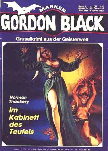 Gordon Black Band 6