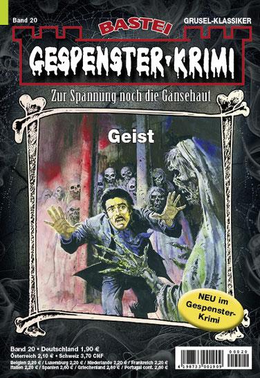 Gespenster-Krimi (Grusel-Klassiker) 20