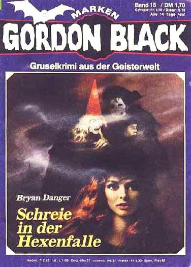 Gordon Black Band 15