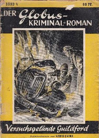 Der Globus-Kriminal-Roman Band 4