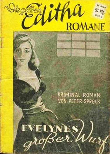 Die gelben Editha Romane Band 3
