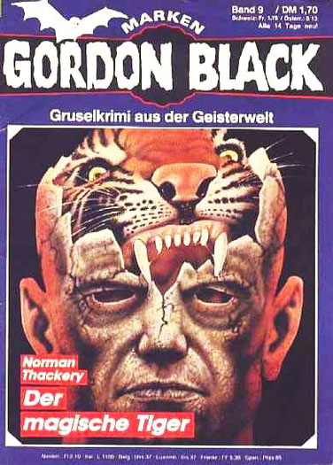 Gordon Black Band 9