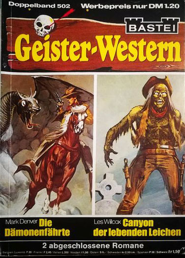 Doppelband Geister-Western 502