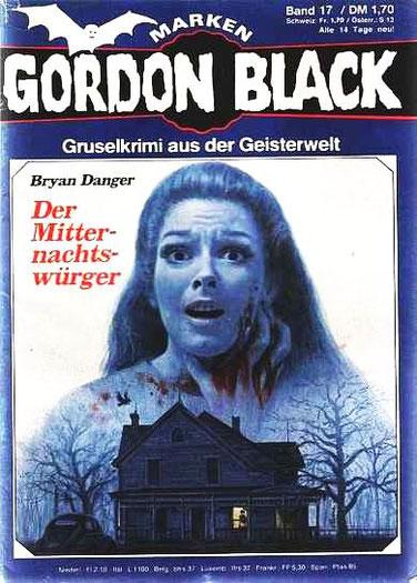 Gordon Black Band 17