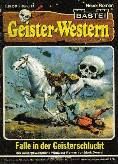 Geister-Western Band 24