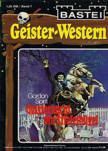 Geister-Western Band 7