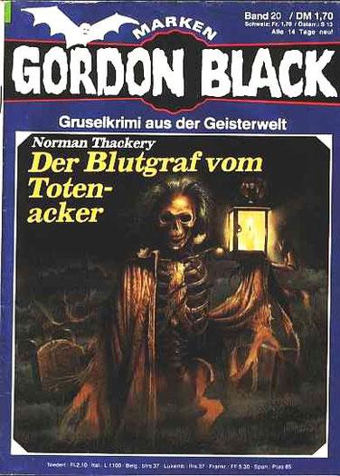 Gordon Black Band 20