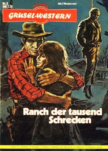 Grusel Western 5