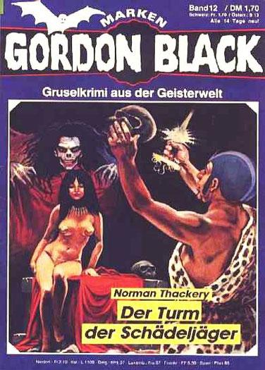 Gordon Black Band 12