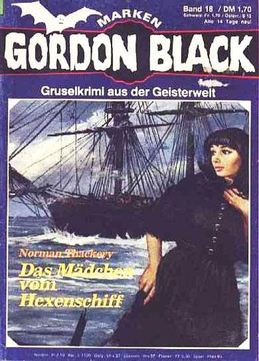 Gordon Black Band 18